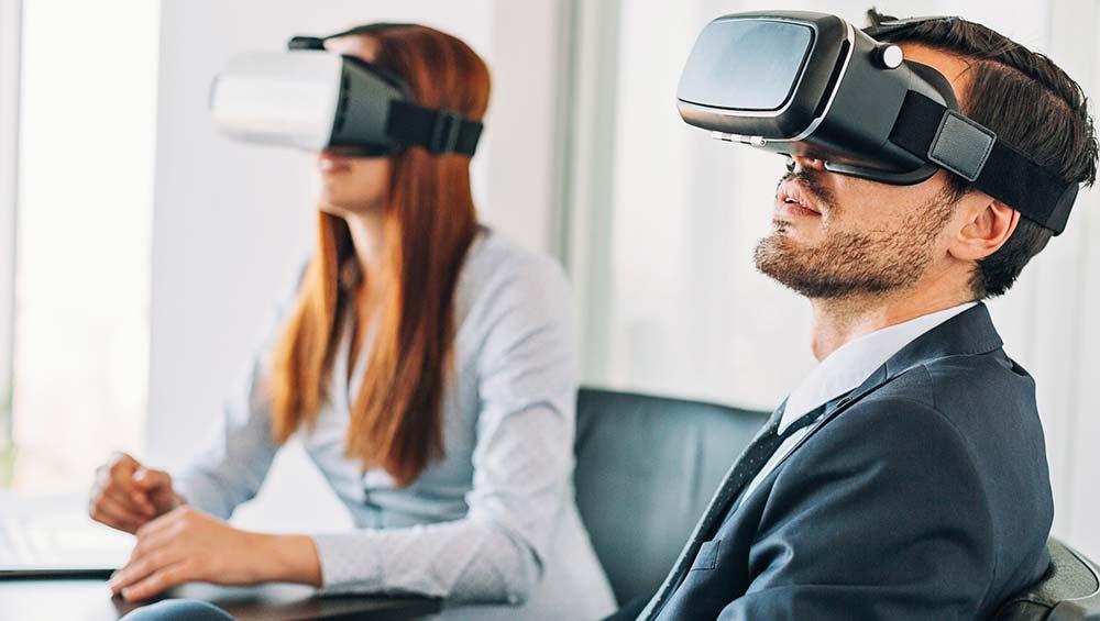 Fungsi VR Untuk Perusahaan